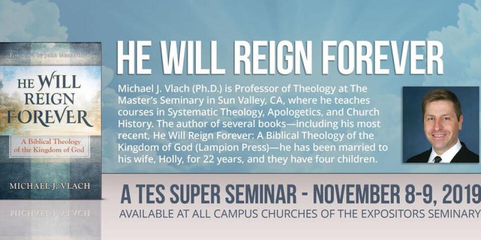 Eschatological Super Seminar