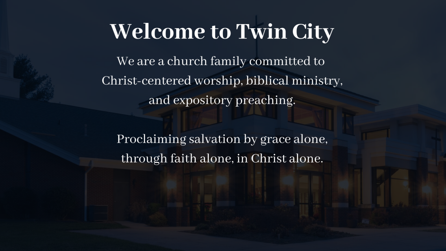 About Community Church