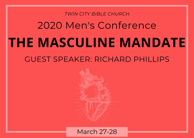 2020 Men's Conference